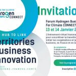 CITELE Group participates in the Hydrogen Business For Climate CONNECT exhibition : Join us on January 13, 2021 from 1:00 p.m. to 5:00 p.m.