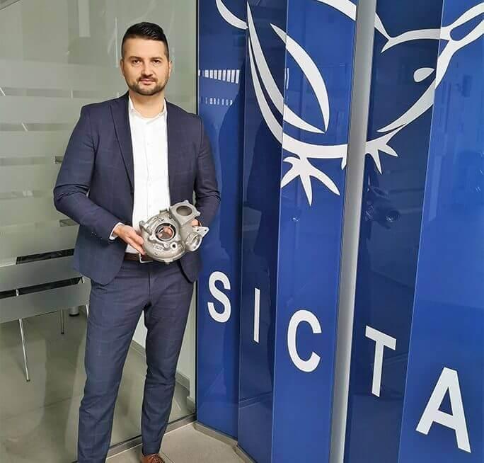 Peter TIMKO devient Directeur Général de SICTA KFT