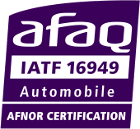 certification SICTA IATF 16949 Automotive AFNOR certification
