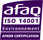 SICTA Afaq Iso 14001 Environment AFNOR certification