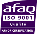 Afaq Iso 9001 Qualiy AFNOR certification