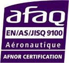 CITELE INDUSTRIE Aéronautique AFNOR certification Afaq En 9100