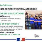 FRB Gewinner des Automobile Modernisierung Fonds 2020