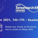 15/06/2021 : SICTA présente sur le Forum TOMORROW IN MOTION (Online session #1)