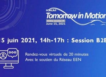 Annonce TOMORROW IN MOTION Online Session