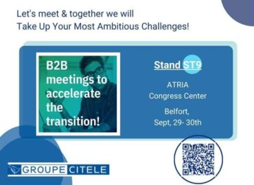FRB SICTA and CITELE INDUSTRIE exhibitors on the H2BFC forum 2021 edition